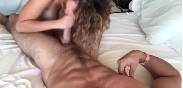 German Blonde with Amazing Body Gets Fucked in Dolce Vita