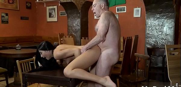 Old man fucks and woman first time Can you trust your girlplayfellow