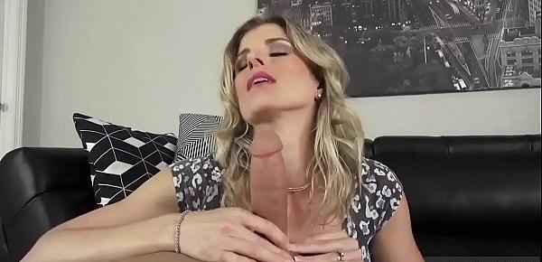 Blonde milf couch and french gangbang amateur Cory Chase in Revenge