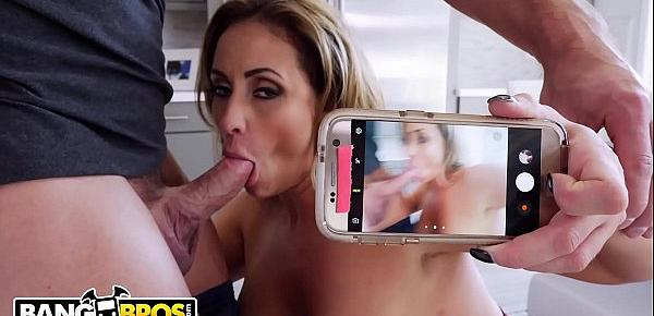 BANGBROS - Eva Notty&039;s Selfie Game Is Strong, She&039;s Trying To Get More Likes