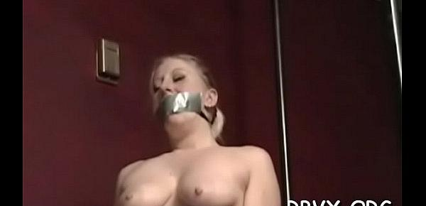 can ask? tied up and waxed by her dominant master draw?