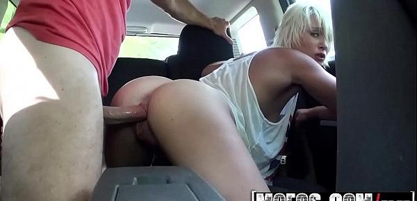 Stranded Teens - (Dani Desire) - Blonde Cutie Fucks a Complete Stranger In His Car - Mofos