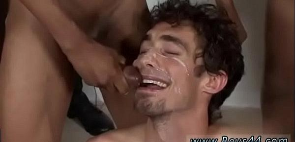 Young boys first cumshot free gay porn and xxx big balls anal sex