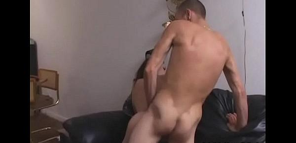 Girl pie leaves horny hunk to butt fuck her for hours