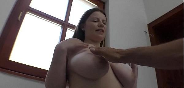 Busty porn ho riding cock