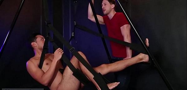 Roman Todd and Zayne Hardy - Revolt Part 2 - Str8 to Gay - Trailer preview - Men.com