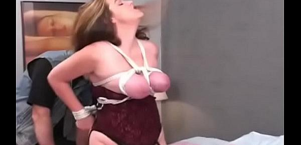 Big tits sweethearts extreme bondage dilettante porn play