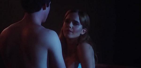 Emma watson celebrity scandal sex scene in the perks of being a wallflower HD