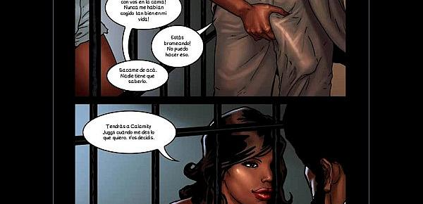 Comic - True Dick - Parte II - Español Latino