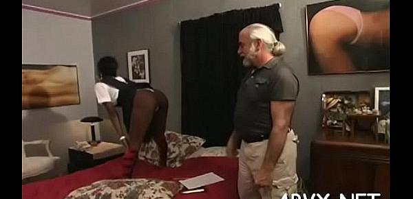 Top fetish bondage porn with gals on fire addicted to cock