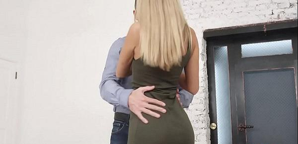 Blonde Hottie Gets Fucked FULL VIDEO IN sexhub18.com