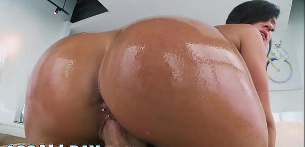 ASSALLDAY.COM - Jada Stevens And Her Big Ass Will Make Your Day