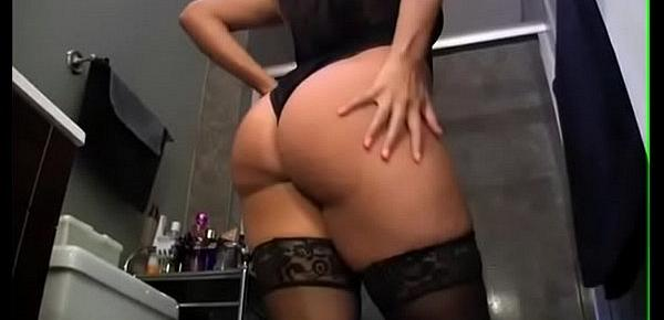 Mamacita with big ass - watch more at foxycams.online