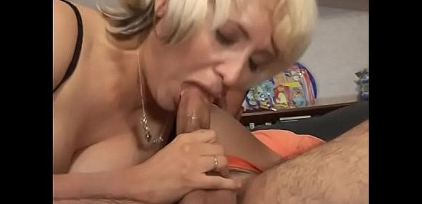 Gorgeous tattooed MILF Sophia Mounds fucked with pleasure then gets facial indoors