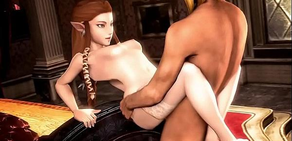 Witcher 3 yennefer nude