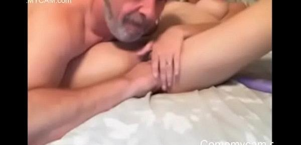 granddaughter and grandpa, is there more videos of this couple