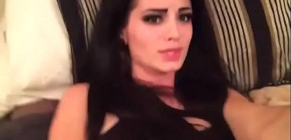 New video leaked WWE Superstar Paige 10