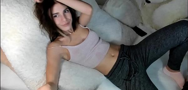 Teen webcamgirl with good tits is masturbating streaming | full version - webcumgirls.com