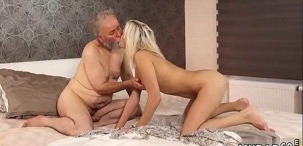 Old men big dick first time Surprise your gf and she will tear up