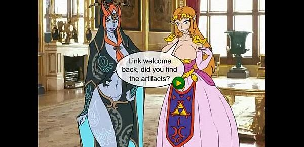 Meet and Fuck The Legend of Zelda Twilight Fuck