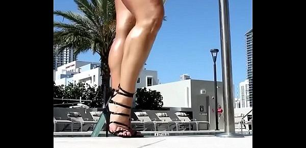 Fitness Model Walking