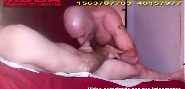 NUDE MASSAGE RELAXING FULL SEX by Nudemassage
