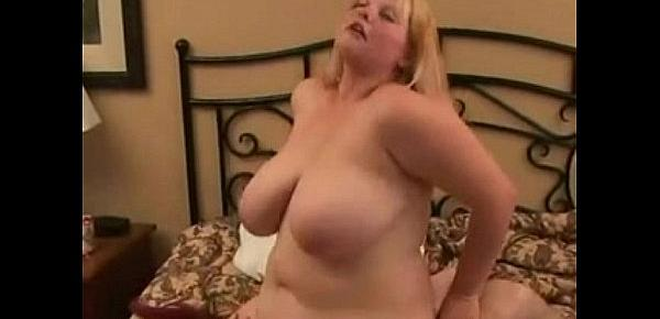 xhamster.com 1500195 fat bbw blonde gf riding cock anal and cum swallow 2