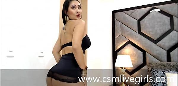 LaurenVenez-I want you to taste my ass and get thirsty for my body- Latina