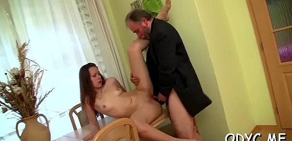 Young Pussy Riding Dick