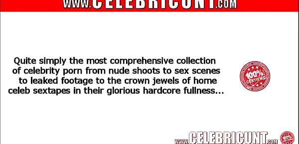 Cameron Diaz Nude plus Rare Young Topless Shoot