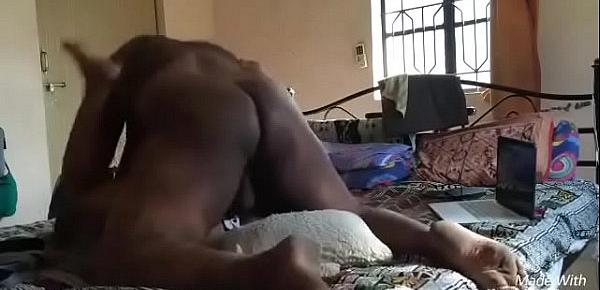 Indian Girl Riding Uncle Dick