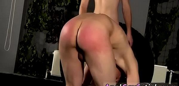 Group and white gay porn A Red Rosy Arse To Fuck