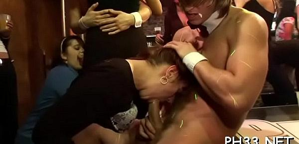 Naked black waiter fucked cheek so hard that playgirl screamed and comed