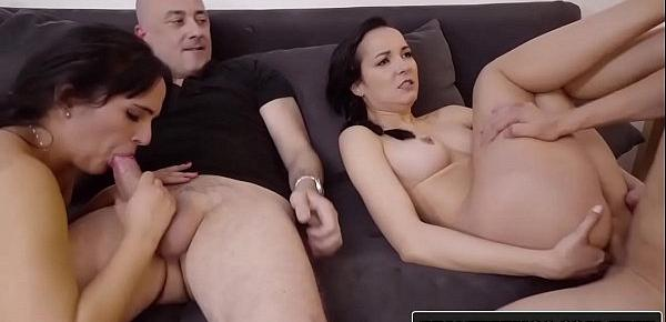Reality Kings - Euro Sex Parties - Jogging Fuck Buddies - (Claudia Bavel, Robin Reid)