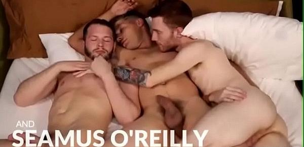 Forced Anal Fucking by Two Horny Guys